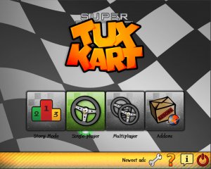 Super Tux Kart Menu Theme